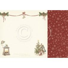 Paper - Christmas Eve - Let's be Jolly