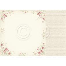 Paper - Garden Roses - Cherry Blossom Lane