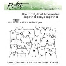 Bear Family - Picket Fence Studios