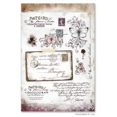 Stempelglede - Post Card From Paris