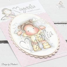 Rainy Tilda - Magnolia