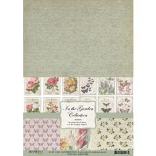 Reprint - In the Garden Collection - A4 Paper Pack