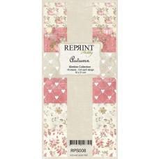 Reprint - Autumn Slimline Paper Pack