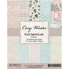 Reprint - Cozy Winter Collection - 6x6 Inch Paper Pack