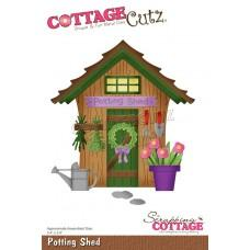 Potting Shed - Cottage Cutz