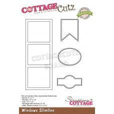 Windows Slimline - Cottage Cutz