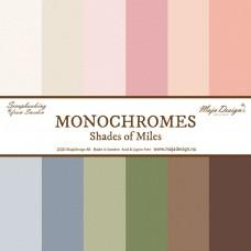Paper - Monochromes - Shades of Miles - Entire Collection