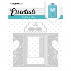 Cutting Die Instant film photo frames Essentials nr.10 - Studio Light