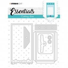 Cutting Die Instant film photo frames Essentials nr.11 - Studio Light
