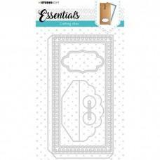 Cutting Die Essentials - Envelope  nr.36 - Studio Light