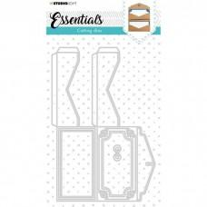 Cutting Die Essentials - Envelope  nr.38 - Studio Light