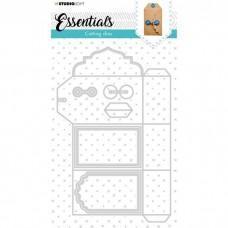 Cutting Die Essentials - Envelope  nr.39 - Studio Light