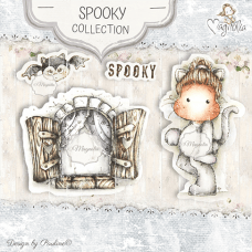 Spooky Art Stamp Sheet - Magnolia