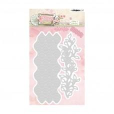Embossing Die Cut - Lovely Moments - Nr.213 - Studio Light