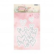Embossing Die Cut - Lovely Moments - Nr.214 - Studio Light