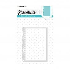 Embossing Die Cut Stencil - Essentials Nr.200 - Studio Light