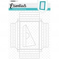 Embossing Big Frame Dies - Essentials nr. 209 - Studio Light