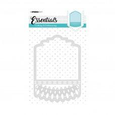 Embossing Die Cut Essentials Nr.251 - Studio Light
