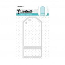 Embossing Die Cut Essentials Nr.252 - Studio Light