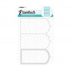 Embossing Die Cut Essentials Nr.253 - Studio Light
