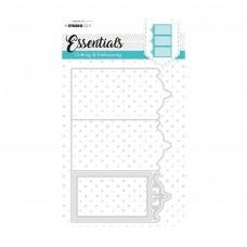 Embossing Die Cut Essentials Nr.263 - Studio Light