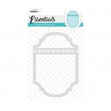 Embossing Die Cut Essentials Nr.264 - Studio Light