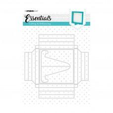 Embossing Die Cut Essentials Nr.270 - Studio Light