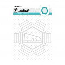 Embossing Die Cut Essentials Nr.271 - Studio Light