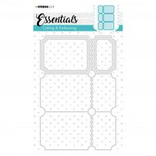Embossing Die Cut Essentials Nr.279 - Studio Light