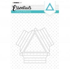Embossing Big Frame Dies - Essentials nr. 294 - Studio Light