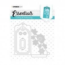 Embossing Die Cut Essentials Nr.318 - Studio Light