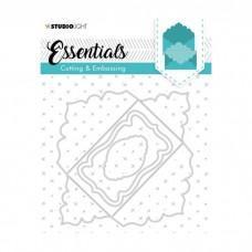 Embossing Die Cut Essentials Nr.319 - Studio Light