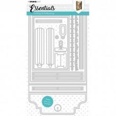 Cutting Die Journal Essentials Nr.381 - Studio Light