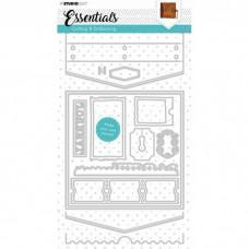 Cutting Die Journal Essentials Nr.383 - Studio Light