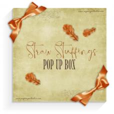 Straw Stuffings Pop Up Box 2021 - Magnolia