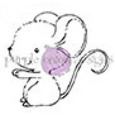 Dotty (Mouse with Arms Out) - Purple Onion Designs