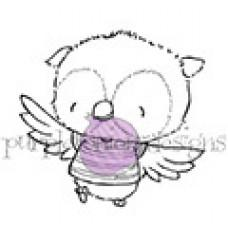 Ruby (Flying Owl) - Purple Onion Designs