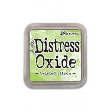 Tim Holtz Distress Oxide Ink Pad - Twisted Citron