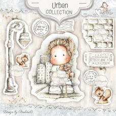 Urban Art Stamp Kit - Magnolia
