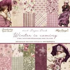 Maja Design - Winter is Coming - 6x6 Paper Pack