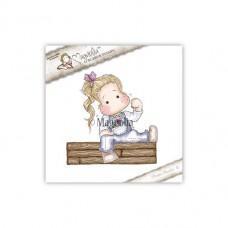 You Can Do It Tilda & Wood Wall - Magnolia