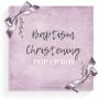 Baptism / Christening Pop Up Box 2020 - Magnolia