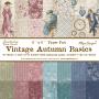 Maja Design - Vintage Autumn Basics - 6x6 Paper Pad